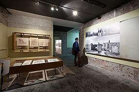 "View of the exhibition ""Reconstruction Disputes"", 7th edition of Warsaw Under Construction festival. Photo by B. Stawiarski , photo: Bartosz Stawiarski"